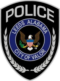 Leeds Police Department Leeds Alabama