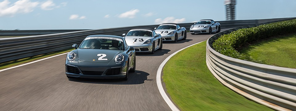 Porsche Driving School Barbers Motorsports Racetrack Leeds Alabama
