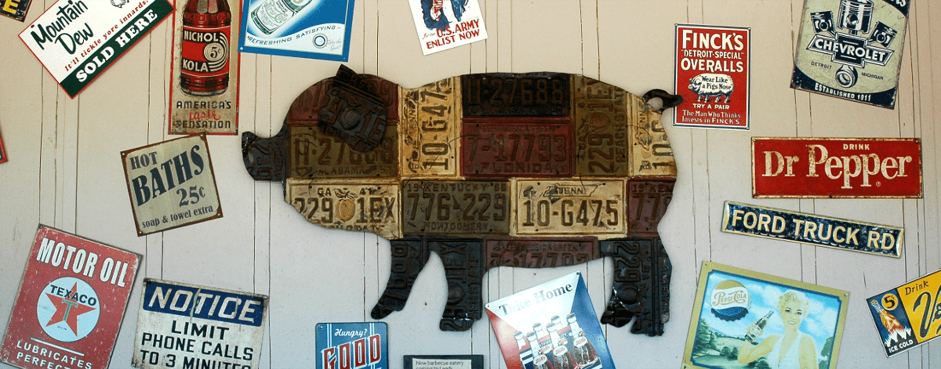 rustys bbq_pig_license_plates