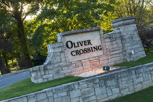 Oliver Crossing Subdivision Leeds Alabama