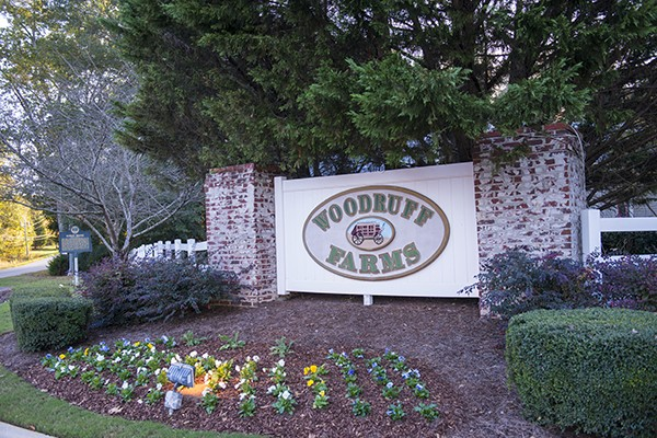 Woodruff Farms Subdivison Leeds Alabama