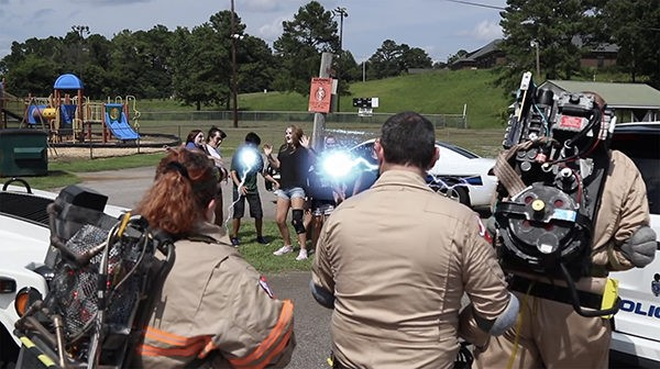 Leeds Alabama Police Department is competing to become USA TODAY's Law Enforcement Lip Sync Winner.  LPD was the only one in Alabama chosen for 16 videos nationwide