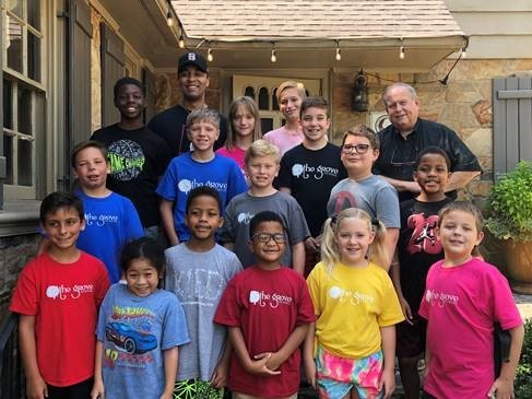 The Grove School is a new private school located in Leeds, Alabama. Here is a great letter from Mandy Fox, Director: This week the students have gone on a week long tour to learn more about the community. This new school is excited to be a part of the growth and progress in the Leeds community. T