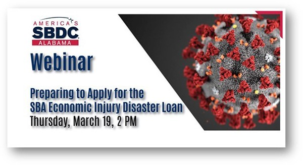 SBDC Small Business Loan Webinar
