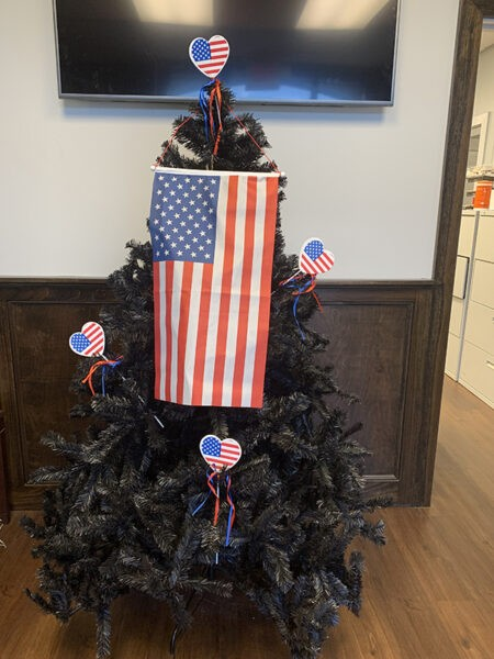 Come by Leeds City Hall during normal business hours to see the Memorial Day Tree. We wish each of you a safe and happy Memorial Day weekend. #treeofthemonth #memorialdaytree #historicleeds #leedsalabama