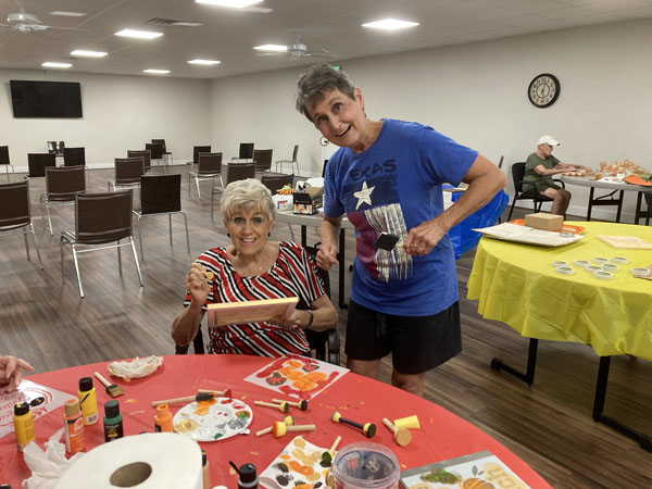 """Leeds Senior Center Update September 17 