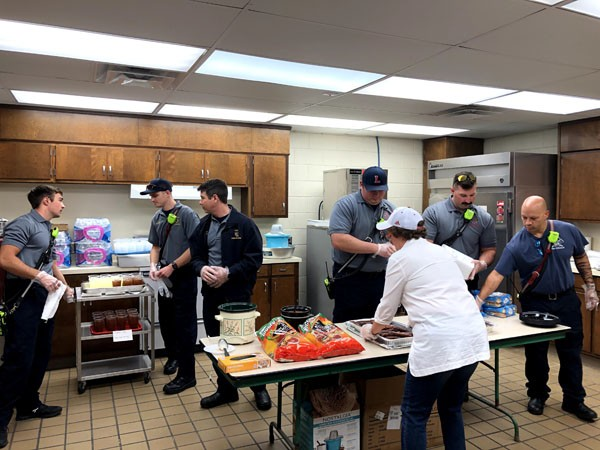 Leeds Senior Center Update September 24 | This past week was great fun! We want to send a huge THANK YOU to our Leeds Fire Department